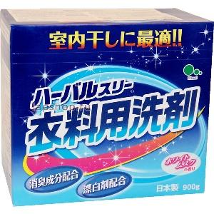 """""""Mitsuei"""" Мощный стиральный порошок с отбеливателем и ферментами для сильных загрязнений"""