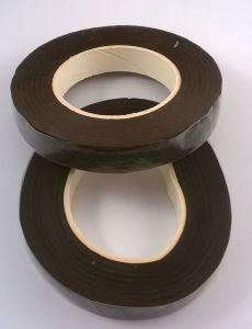 `Флористическая лента (тейп лента), ширина 12 мм, цвет коричневый