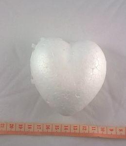 `Сердце из пенопласта, ширина 85 мм
