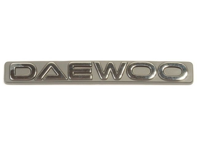 "Эмблема надпись ""DAEWOO"" 96186962 General Motors"