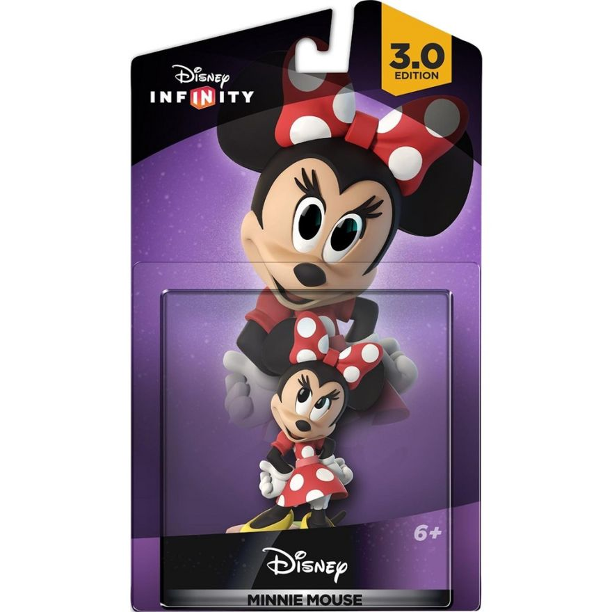 Фигурка Disney Infinity 3.0 Персонаж Minnie Mouse