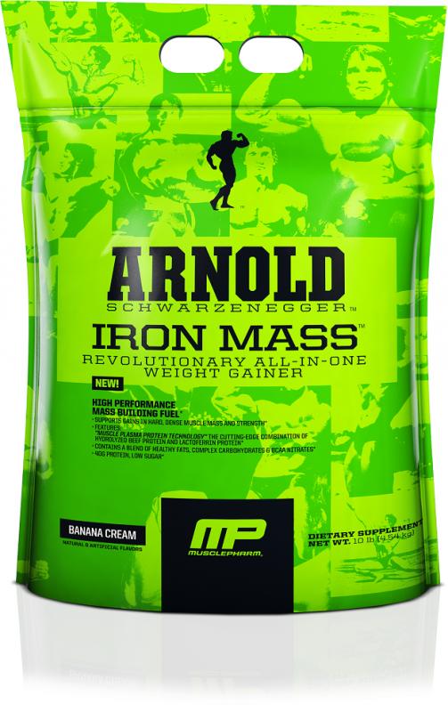 Arnold Iron Mass (3,62 кг)