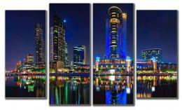 три башни