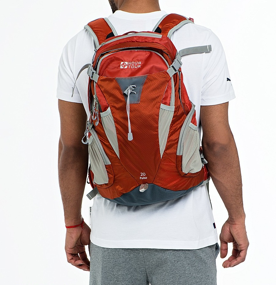 NOVA TOUR ПУЛЬС 20 универсальный спортивный рюкзак