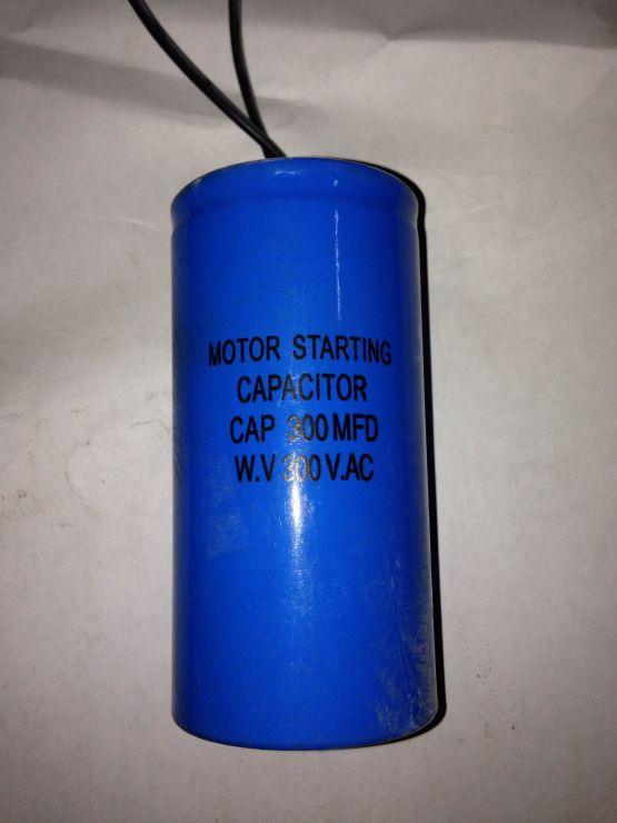 Конденсатор 300мкФ (µF)