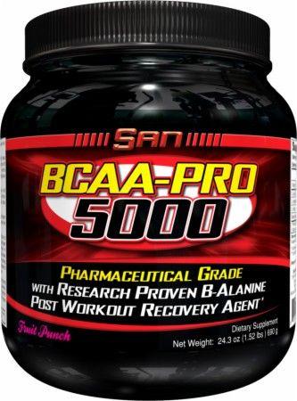 SAN - BCAA-Pro 5000 (690г)