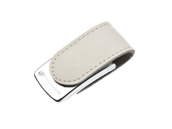 32GB USB-флэш корпус для накопитель Apexto U503I белая кожа OEM