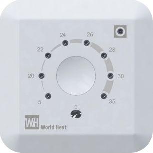 Терморегулятор WORLD HEAT. Модель ТР-01
