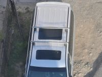 Багажник на крышу на Hyundai Grand Starex, Атлант, аэродинамические дуги