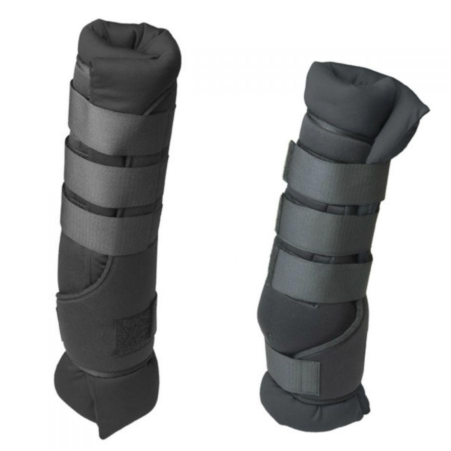 Ватники-ногавки с липучками. Пара. Задние