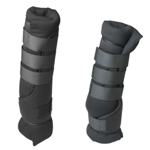 Ватники-ногавки с липучками. Пара. Передние