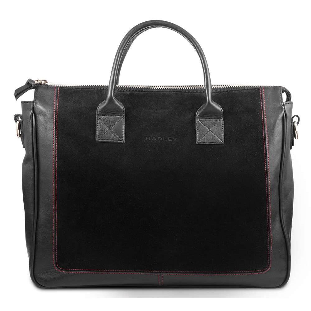HADLEY HENRY SPORT EDITION кожаная деловая сумка