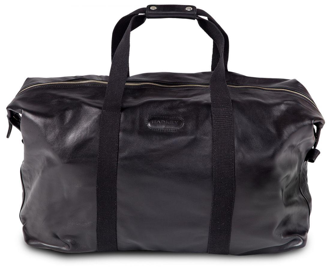HADLEY CARL BLACK большая дорожно-спортивная сумка