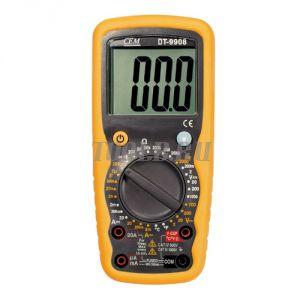 CEM DT-9908 мультиметр цифровой