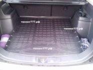 Коврик (поддон) в багажник с органайзером, Unideс, полиуретан