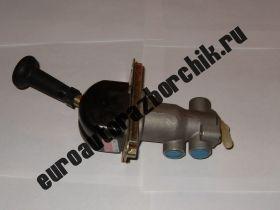 Кран (рычаг) ручноготормоза Yuejin 1080