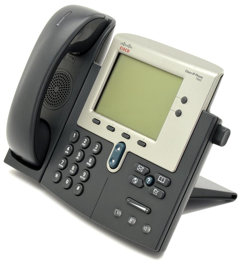 Cisco 7942G б/у
