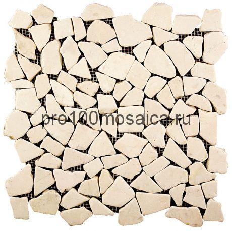 M030-ML Crema Marfil Extra Мозаика камень PALADIUM 305х305х10 мм (NATURAL)