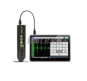 ЕМ2210 c планшетом - электромагнитно-акустический мини толщиномер