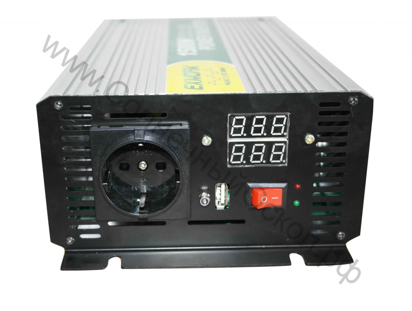 Инвертор модифицированный синус TWM-1500  24V