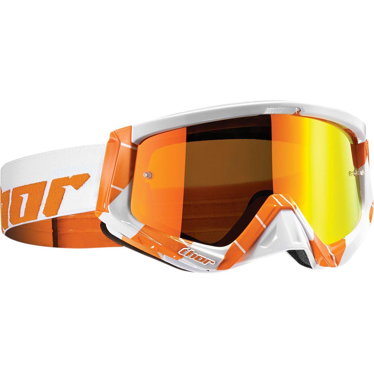 Thor - 2016 Sniper Chase очки, оранжево-белые