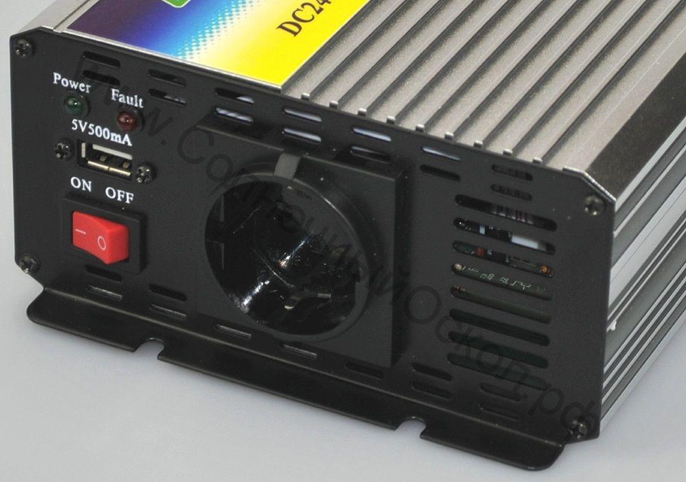 Инвертор чистый синус  TW-300-12V
