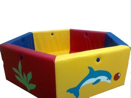 Сухой бассейн «Шестигранник»
