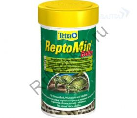 Tetra ReptoMin Baby корм для молоди водных черепах 100 мл