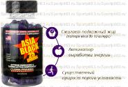 Asia Black 25mg Eph (100 капсул)  от  Cloma Pharma