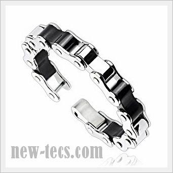 Мужской браслет Spikes из ювелирной стали