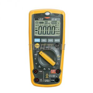 CEM DT-61 - мультиметр цифровой