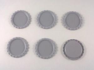 Крышка. Материал - металл. Внутренний диаметр 25 мм, наружный - 31 мм, цвет №31 . (1 уп. = 24 шт)