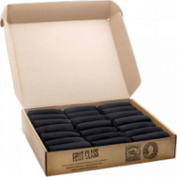 Кейс бамбуковых носков - 15 пар