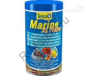 TetraMarine Granules XL корм для морских рыб крупные гранулы 250 мл