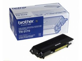 Brother TN-3170 Картридж Оригинальный Black, (7000 стр.)