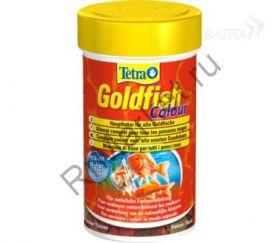 TetraGoldfish Colour корм в хлопьях для улучшения окраса золотых рыб