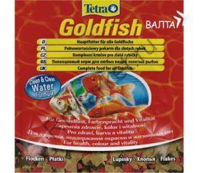 TetraGoldfish корм в хлопьях для золотых рыбок 12 г (sachet)