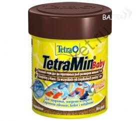 TetraMin Baby корм для мальков до 1 см мелкая крупа 66 мл