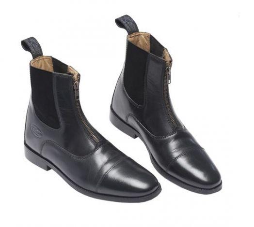 """Ботинки для верховой езды """"Horse Comfort PRO"""" с молнией спереди"""