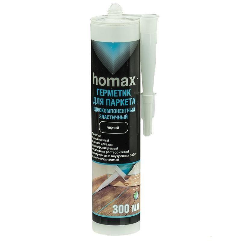 Акриловый герметик Homax для паркета
