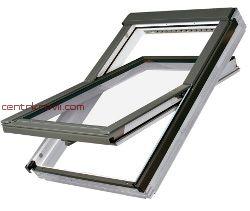 Мансардное окно Fakro PTP-U3 ПВХ