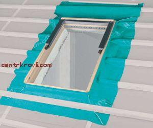 Комплект окладов гидро-пароизоляционный XDK