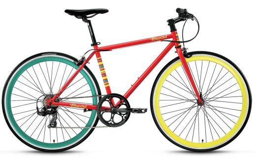 Городской дорожный велосипед Forward Indie 2.0 (2019)