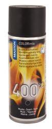 Краска термостойкая MASTON GT  черная 400*С 400ml