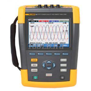 Fluke 435 II/BASIC - анализатор качества электроэнергии