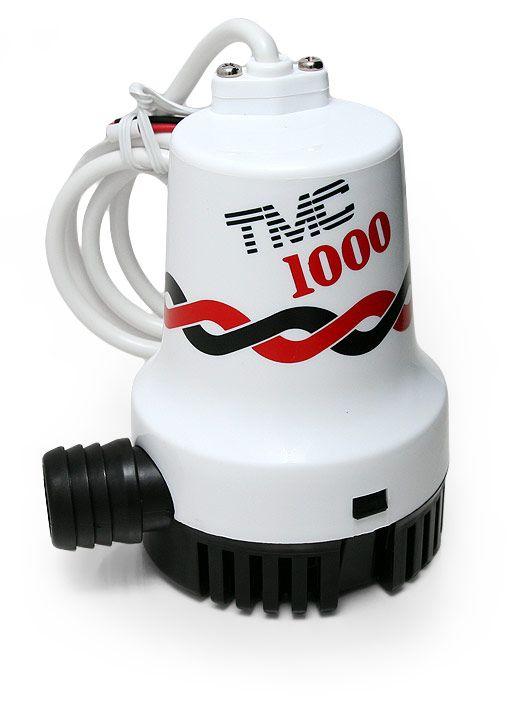 Помпа осушительная TMC  1000GPH 12В 63 л/мин