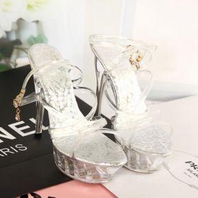 Туфли для стриптиза на высоком каблуке Кристалин