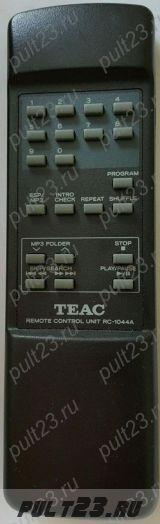 TEAC RC-1044A, CD-P1260