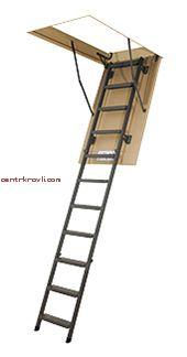 Металлическая Лестница LMS