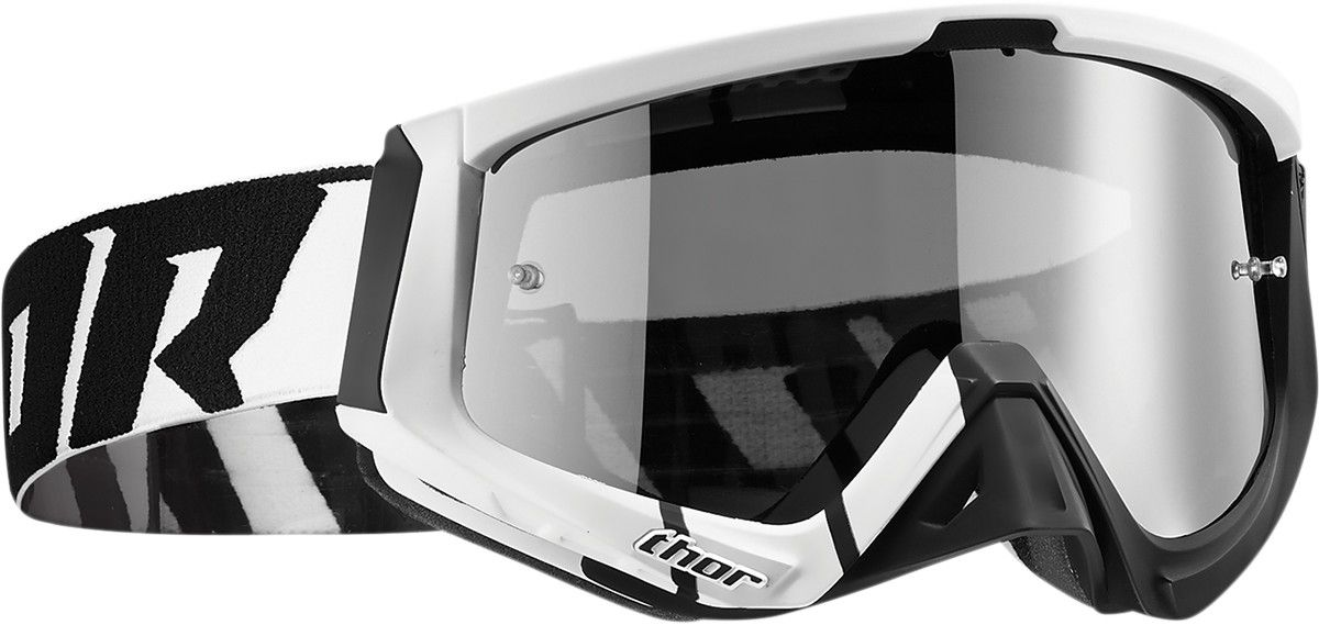 Thor - 2016 Sniper Barred очки, бело-черные